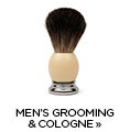 Men's Grooming & Cologne