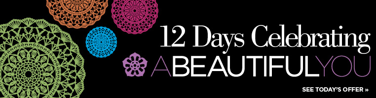 Shop 12 Days of Beauty