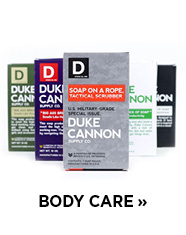 Men's Body Care