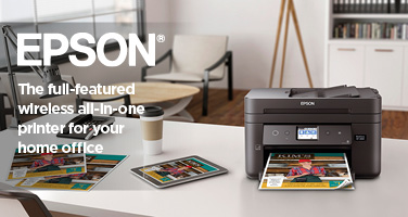 Epson WorkForce WF-2860 printer