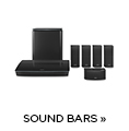 Shop Sound Bars and Entertainment Systems