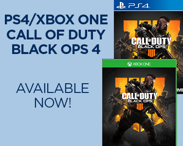 PS4/Xbox One Call of Duty Black Ops 4 available now