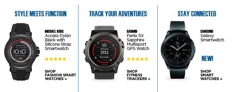 Shop smart watches