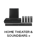 Shop Home Theater and Soundbars
