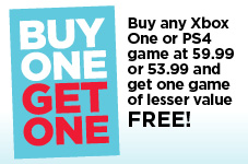BOGO video game offer
