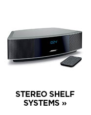 Stereo Shelf Systems