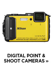 Digital Point & Shoot Cameras