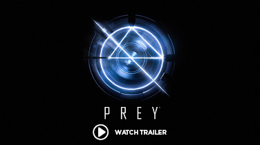Prey game trailer here