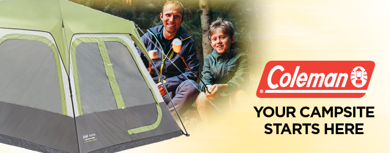 Shop Coleman Camping Gear
