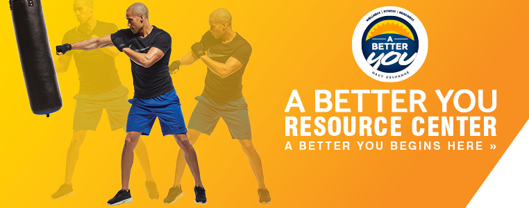 Explore our A Better You Resource Center