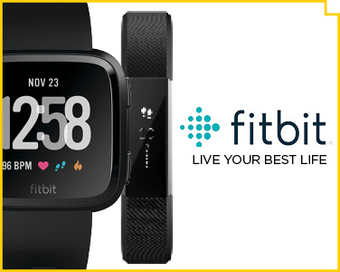 Fitbit Live Your Best Life