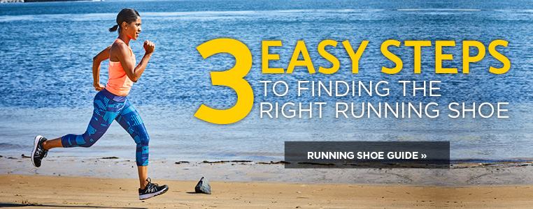 3 steps to finding a better running shoe