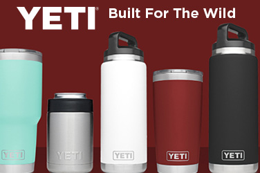 YETI Built For The Wild