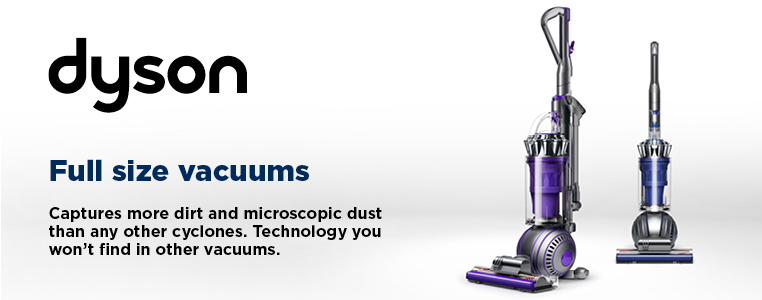 Shop Dyson full size vacuums