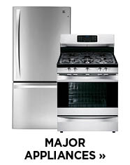 Major Appliances