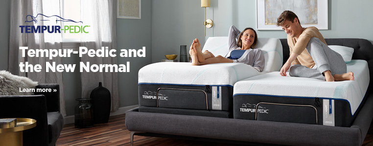 Tempur-Pedic New Normal