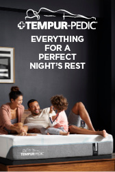 TEMPUR-PEDIC: Everything For A Perfect Night's Rest