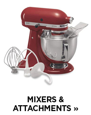 Mixers and Attachments