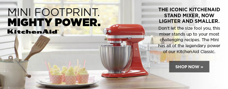 The Iconic KitchenAid Stand Mixer