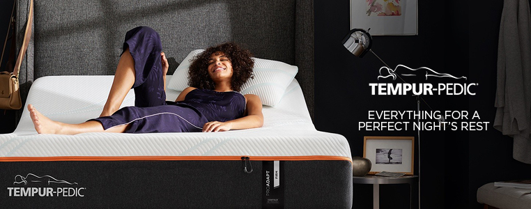 Tempur-Pedic Mattresses for a perfect night's rest