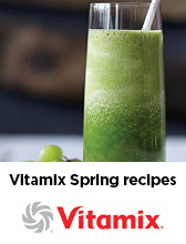 Vitamix Spring Recipes 2021