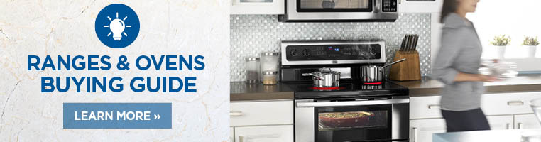 View our Range and Oven buying guide here