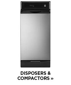 Shop for Disposers and Compactors