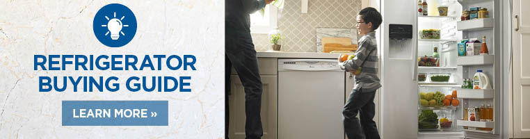 View our Refrigerator buying guide here
