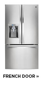 Shop for French Door refrigerators