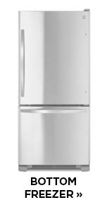Shop for Bottom Freezer refrigerators