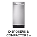 Shop DISPOSERS & COMPACTORS