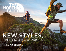 Men's The North Face. New styles daily