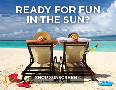 Shop sunscreen
