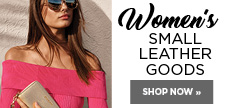 Shop women's small leather goods
