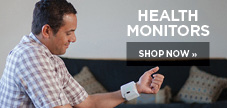 Shop health monitors