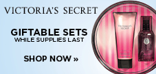 Victoria's Secret Giftable Sets