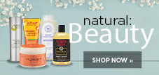 Shop Natural Beauty here