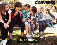 Shop Converse kids shoes