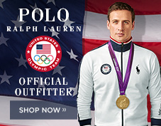 Polo Ralph Lauren. Official Sponsor of the U.S. Olympic Team
