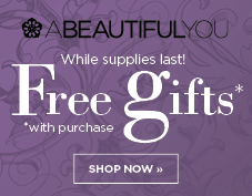 Free beauty gifts with purchase