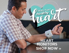 Heart monitors on sale now