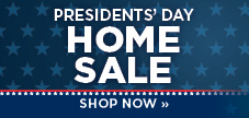 Shop our President's Day Sale