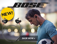 New Bose headphones