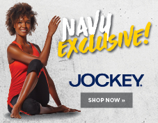 Jockey women's Navy exclusives