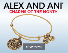 Alex and Ani charms of the month