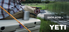 Shop Yeti coolers here