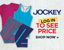Women's Jockey. Log in to see special pricing