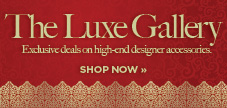 Shop the Luxe Gallery