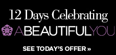 12 Days of Beauty Deals