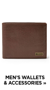 Shop Men's Wallets and Accessories